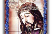 Retablos religiosos. Arte cerámica