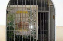 Mural para porche. Decoración cerámica
