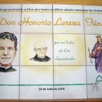 Salesianos. Murales de cerámica
