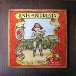 Anís Andresín. Azulejo cerámica