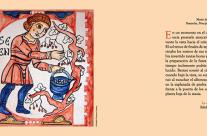 """Sales folder de """" Los herederos de la tierra"""" de Ildefonso Falcones."""