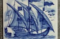 Reproducción de azulejos de barcos