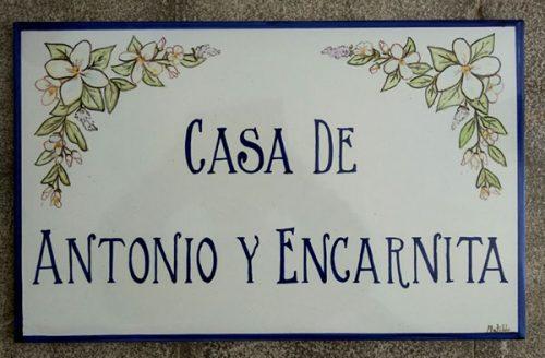 Casa Antonio y Encarnita