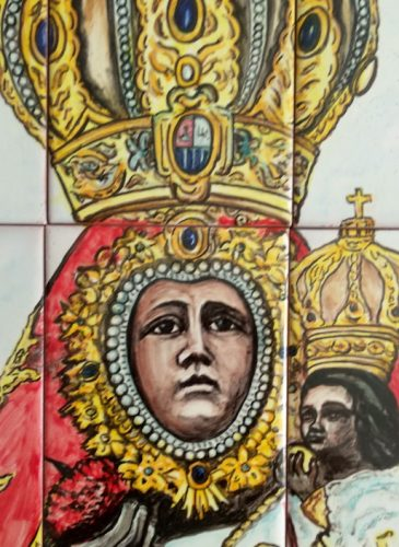 Detalle Virgen 1