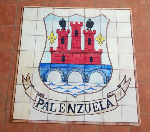 Escudo Palenzuela