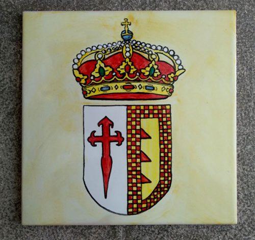 Escudo Rubio.