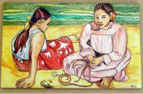 Reproducción de Gauguin