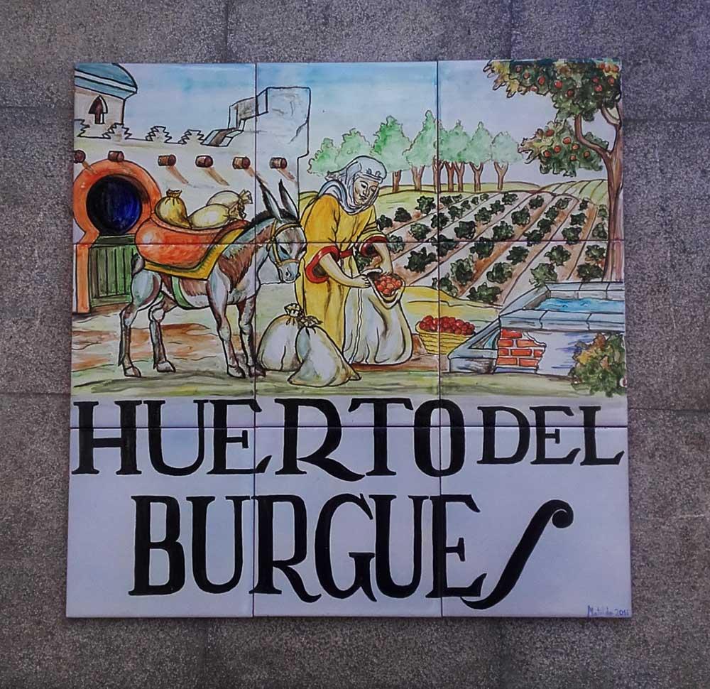 R tulo para casa de campo cer mica art stica matilde for Azulejos alcobendas