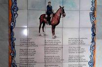 Mural de homenaje