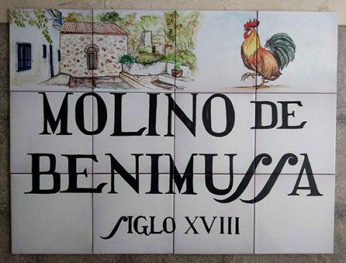 Molino Benimussa