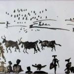 Tauromaquia de Picasso