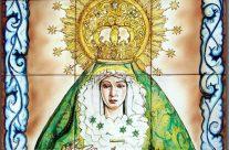 Retablo religoso de Ntra. Sra. de la Esperanza de La Roda de Andalucía. Sevilla