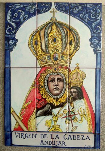 Virgen Cabeza