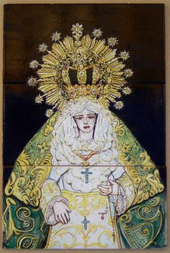Virgen-Estepa