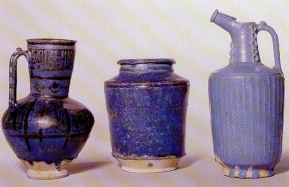 Cer mica rabe cer mica art stica matilde for Jarrones persas
