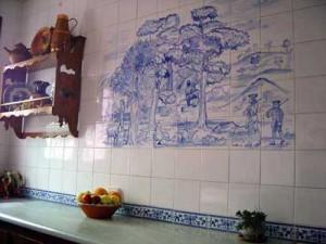 Decoraci n de interiores con cer mica dise o - Como limpiar los azulejos de la cocina muy sucios ...